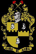 The Crest of Alpha Phi Alpha